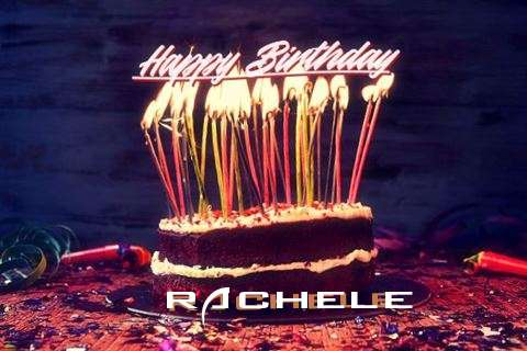 Happy Birthday to You Rachele