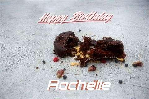 Happy Birthday Rachelle