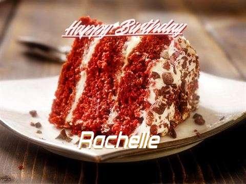 Happy Birthday to You Rachelle