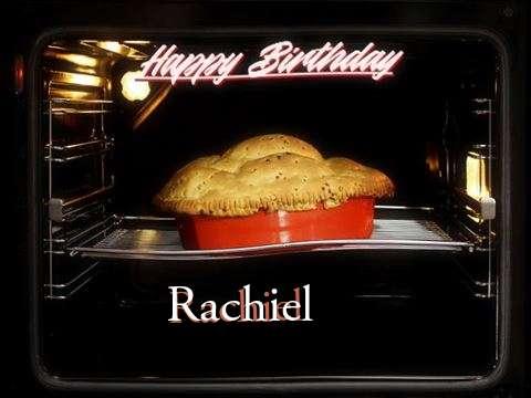 Happy Birthday Wishes for Rachiel