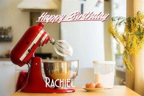 Happy Birthday to You Rachiel