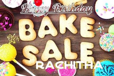 Happy Birthday Rachitha