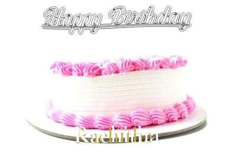 Happy Birthday Wishes for Rachitha