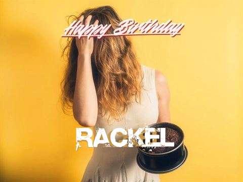 Rackel Birthday Celebration