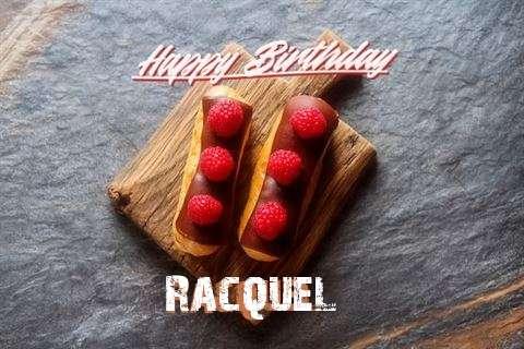 Happy Birthday to You Racquel