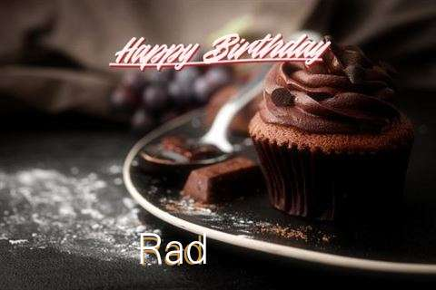 Happy Birthday Wishes for Rad