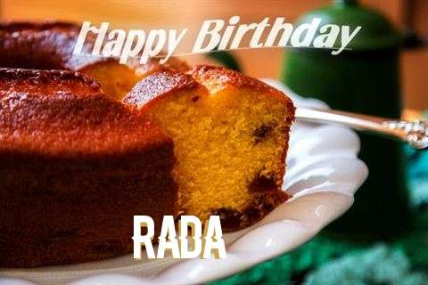 Happy Birthday Wishes for Rada