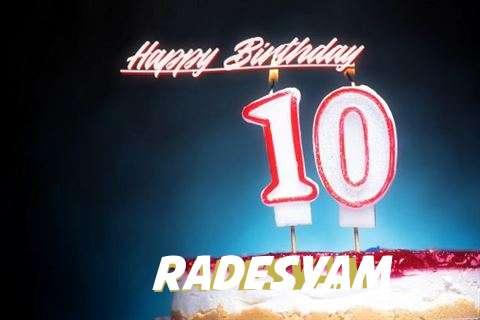 Wish Radesyam