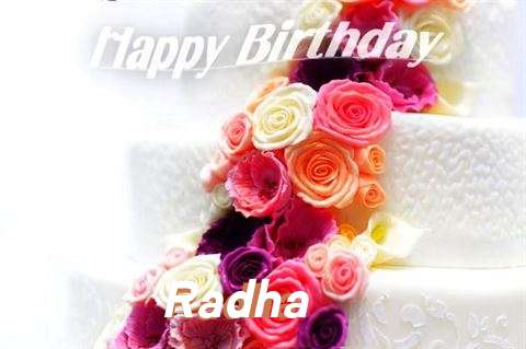 Happy Birthday Radha
