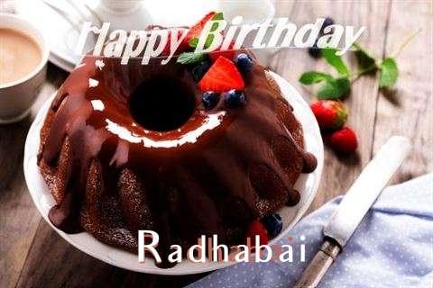 Happy Birthday Radhabai