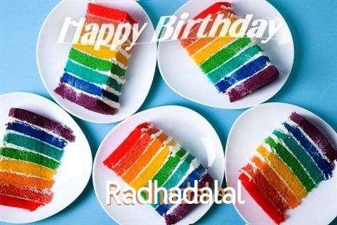 Birthday Images for Radhadalal