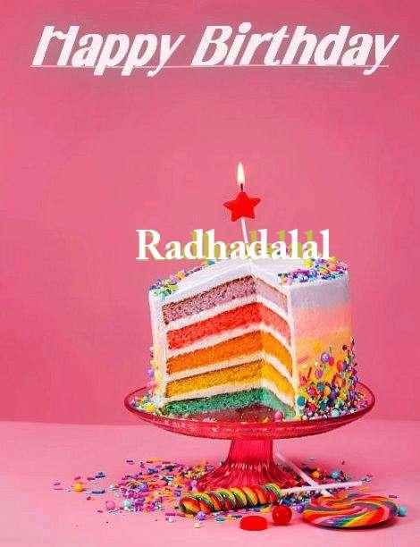 Radhadalal Birthday Celebration