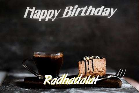 Happy Birthday Wishes for Radhadalal