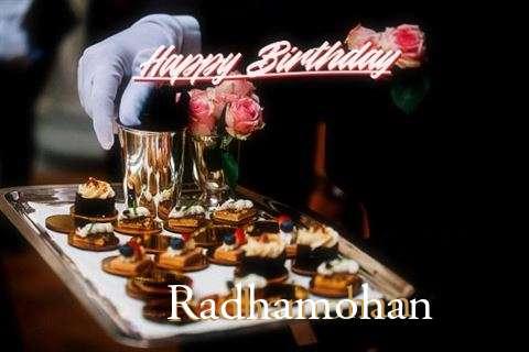 Happy Birthday Wishes for Radhamohan