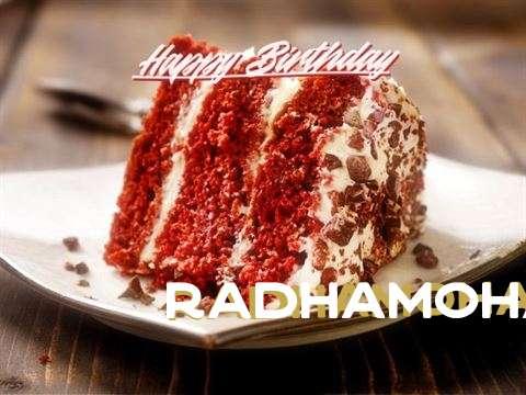 Happy Birthday to You Radhamohan