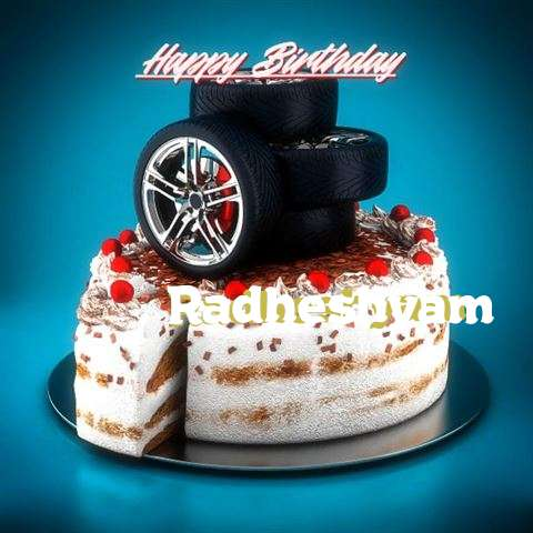 Birthday Wishes with Images of Radheshyam