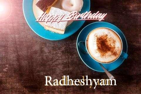 Birthday Images for Radheshyam