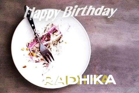 Happy Birthday Radhika