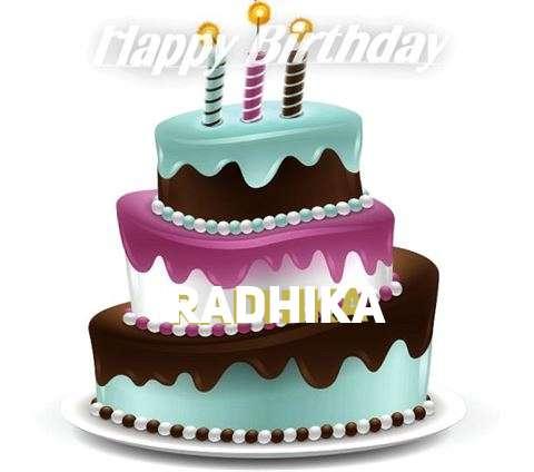 Happy Birthday to You Radhika