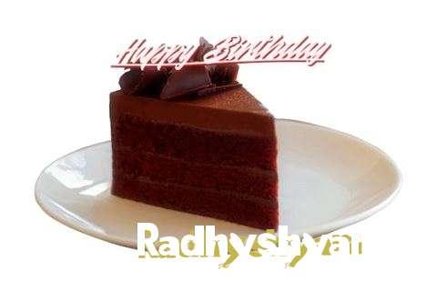 Radhyshyam Cakes