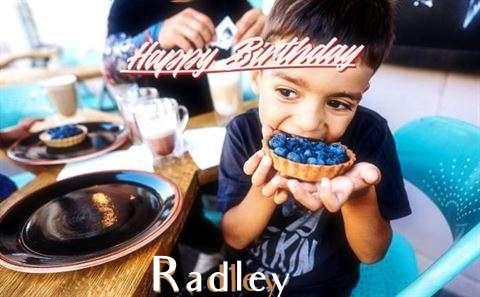 Birthday Images for Radley