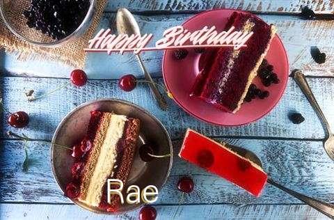 Rae Birthday Celebration