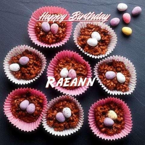 Happy Birthday Raeann