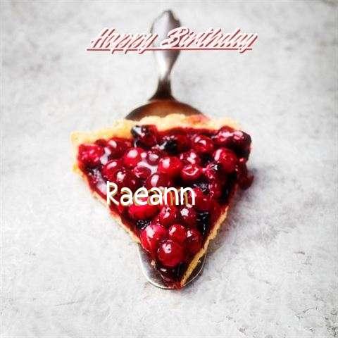 Birthday Images for Raeann