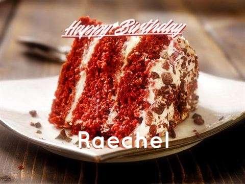 Happy Birthday to You Raechel