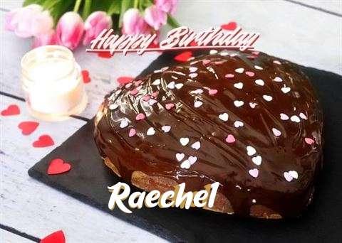 Happy Birthday Cake for Raechel
