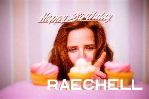 Happy Birthday Wishes for Raechell