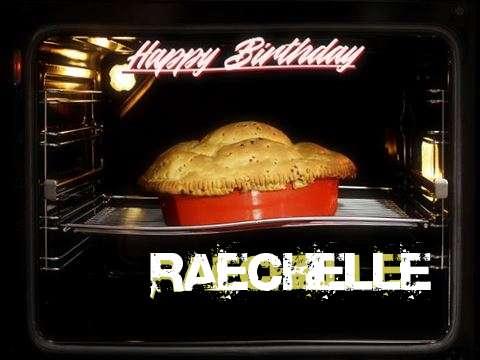 Happy Birthday Wishes for Raechelle