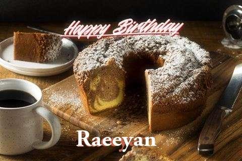 Happy Birthday to You Raeeyan