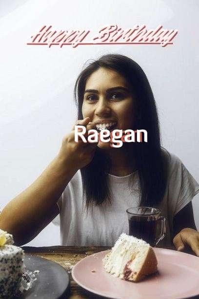 Happy Birthday to You Raegan