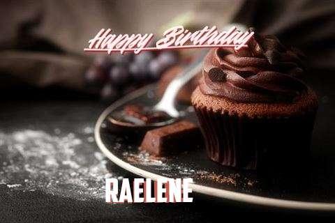 Happy Birthday Wishes for Raelene