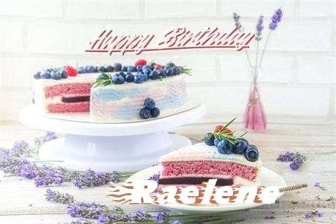 Happy Birthday to You Raelene
