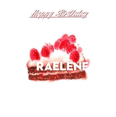 Wish Raelene