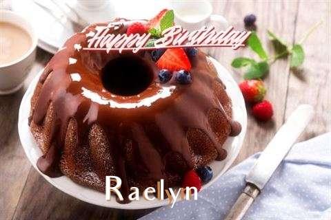 Happy Birthday Raelyn Cake Image