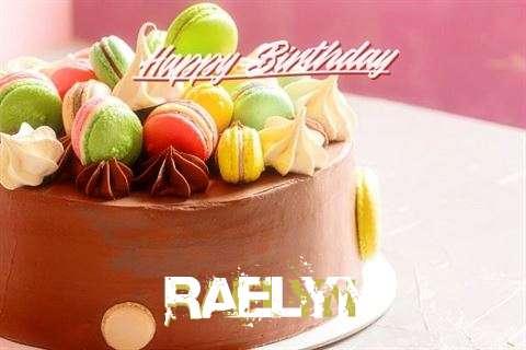 Happy Birthday Cake for Raelyn