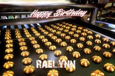 Happy Birthday Cake for Raelynn