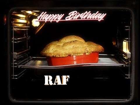 Happy Birthday Wishes for Raf