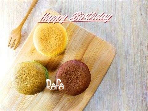 Happy Birthday Rafa