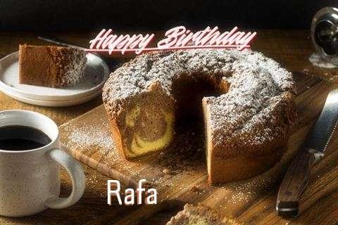 Happy Birthday to You Rafa