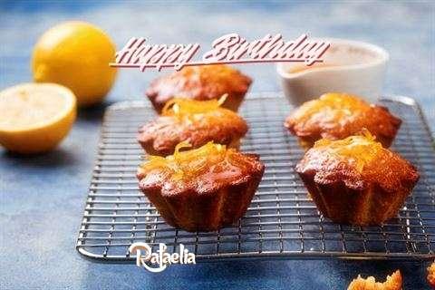 Birthday Wishes with Images of Rafaelia