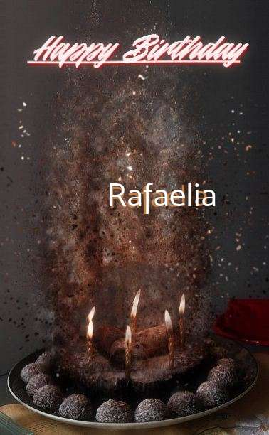 Happy Birthday Cake for Rafaelia