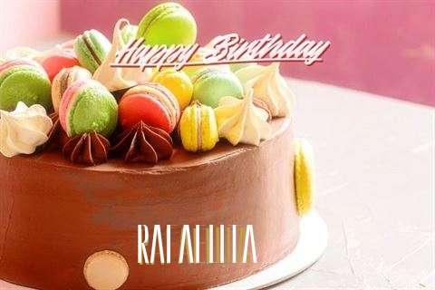 Happy Birthday Cake for Rafaelita