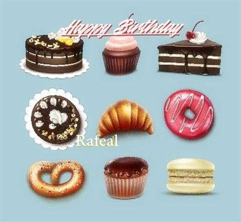 Happy Birthday Rafeal