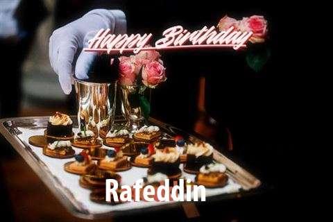 Happy Birthday Wishes for Rafeddin