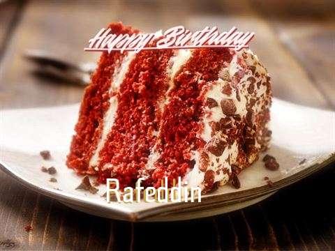 Happy Birthday to You Rafeddin