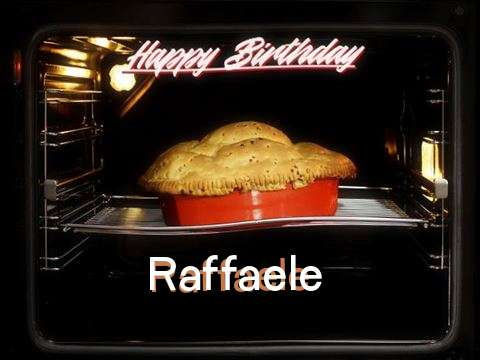 Happy Birthday Wishes for Raffaele